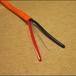 18AWG 2 Conductors, twisted pair, FT4,300V,105C