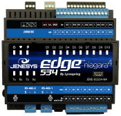 EDGE 534 Niagara 4 CONTROLLER  ( with Initial Maintenance)